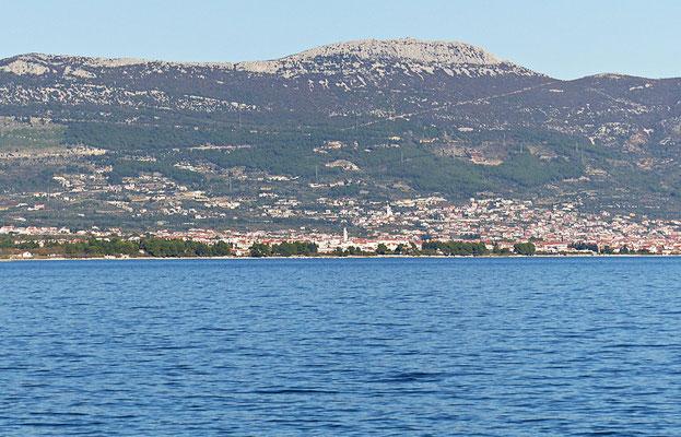 Auf der Insel Ciovo
