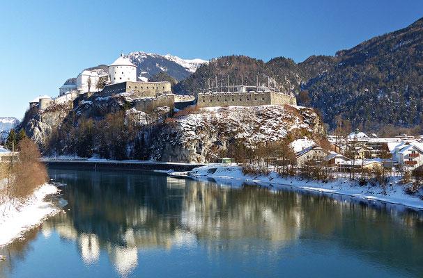 Kufstein im Winter