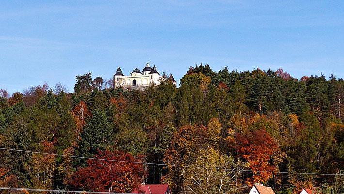 Die Burg von Susice