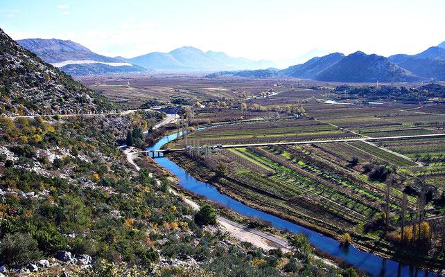 Das Tal bei Dusina