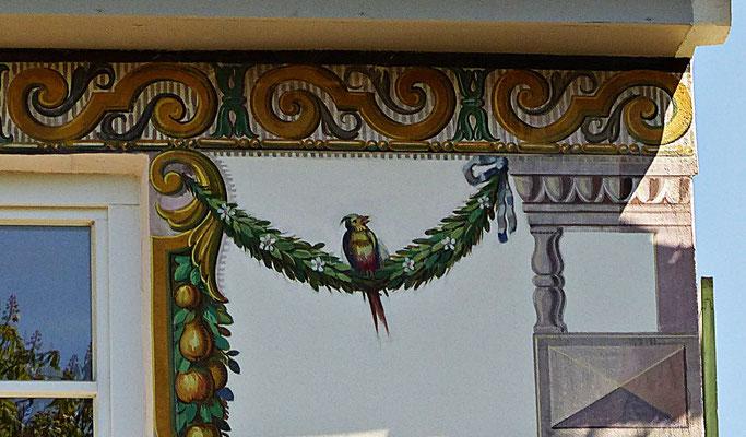 Wandbild in Weißenhorn