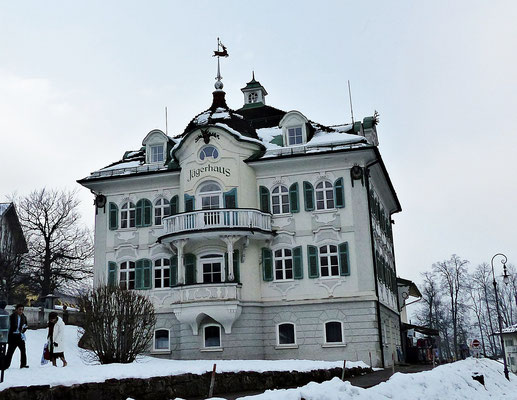 Das Haus des Jägers
