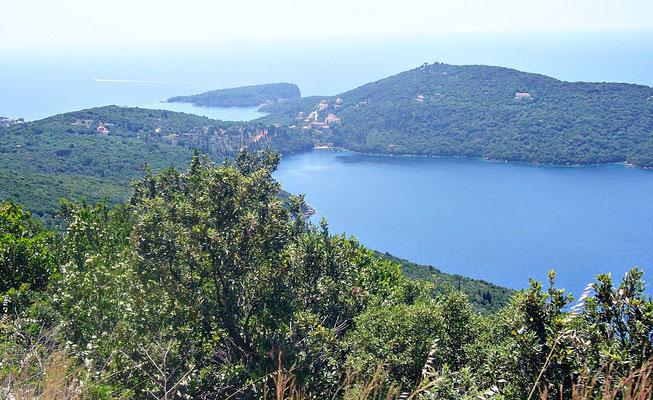 Die Bucht von Molunat