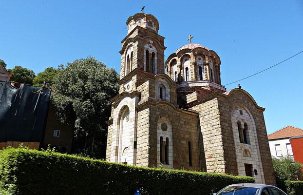 Kirche in Knin