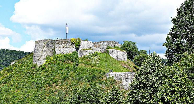 Die Festung Krupa