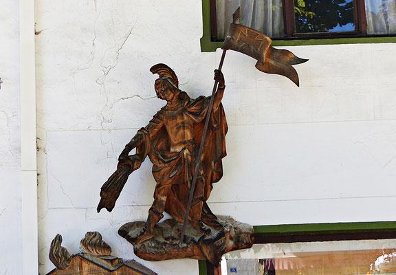 Holzschitzerei in Oberammergau