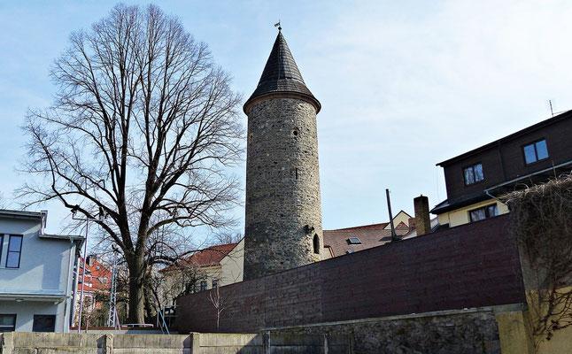 Turm der Stadtmauer