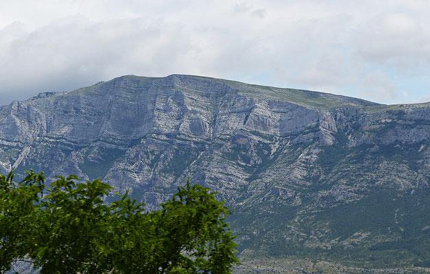 Das dinarische Gebirge