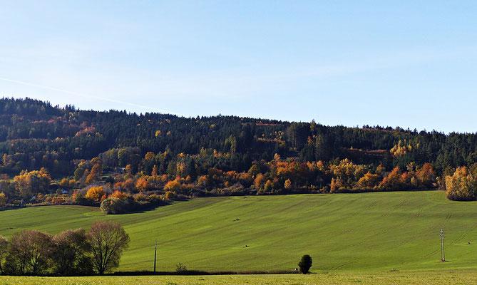 Herbstliches Umland