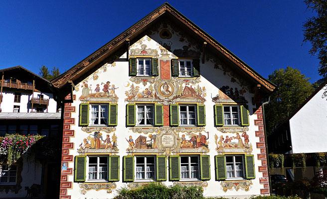 Das Hänsel und Gretel Haus