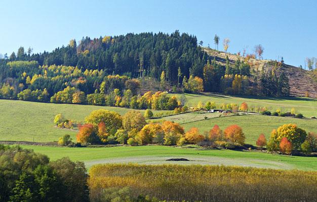 Farbenfrohes Böhmen