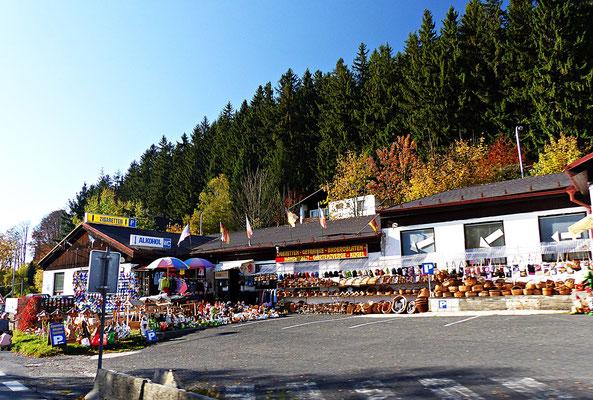 Chinesenmarkt Zelesna Ruda
