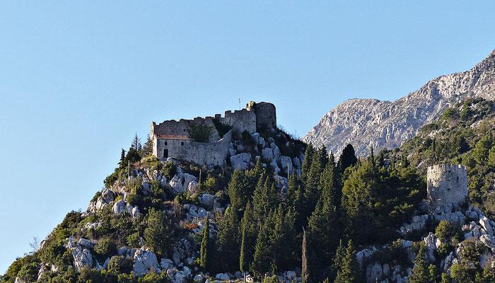 Die Festung von Vrgorac