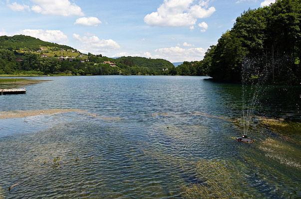 Der obere See