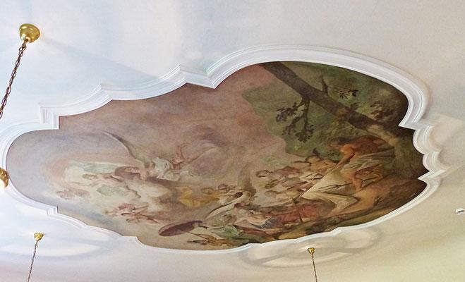 Deckenfresco aus Bobingen