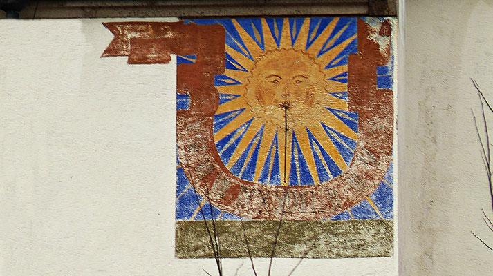 Sonnenuhr in Bad Wiessee