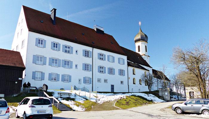 Wallfahrtskirche Mariä Himmelfahrt