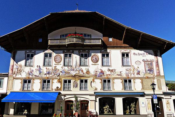 Das Geburtshaus von Ludwig Thoma