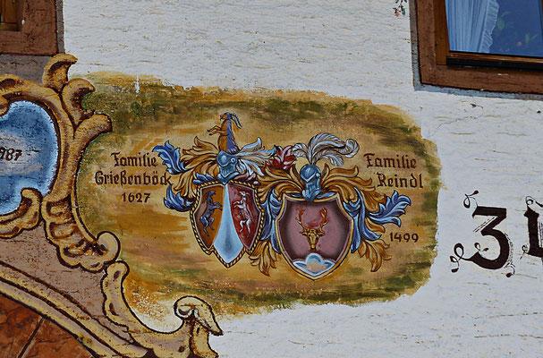 Lüftlmalerei in Österreich