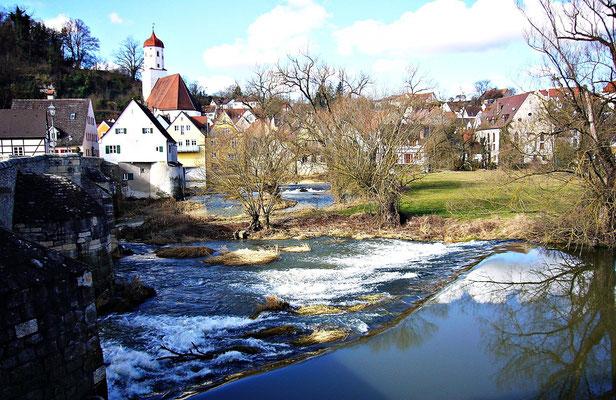 Die Wörnitz