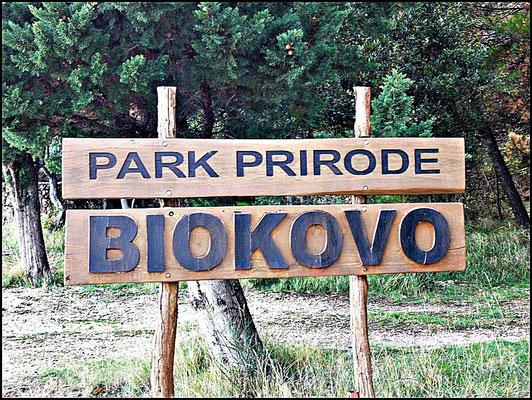 Eingang in den Park