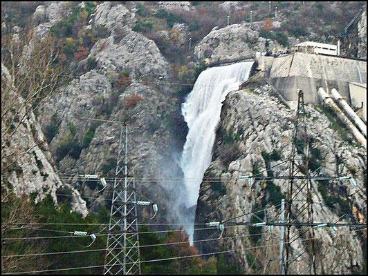 Wasserfall Zadvarje