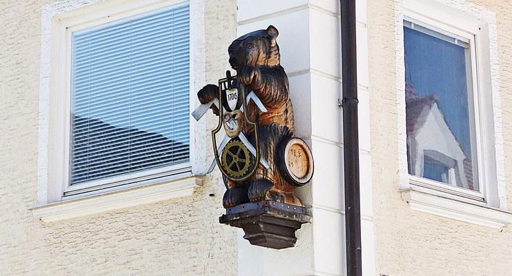 Holzschnitzkunst in Weißenhorn