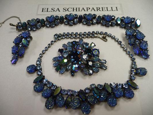 ELSA SCHIAPARELLI GRAND PARURE €4,990