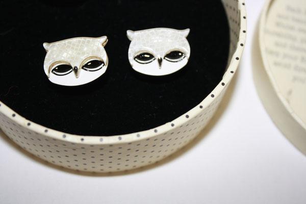 Owl studs €45