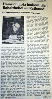 1958 Obermarktmeister