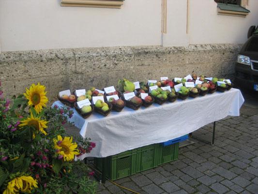 Aktionen, Öffentlichkeitsarbeit Kreisverband für Gartenbau und Landespflege Rosenheim