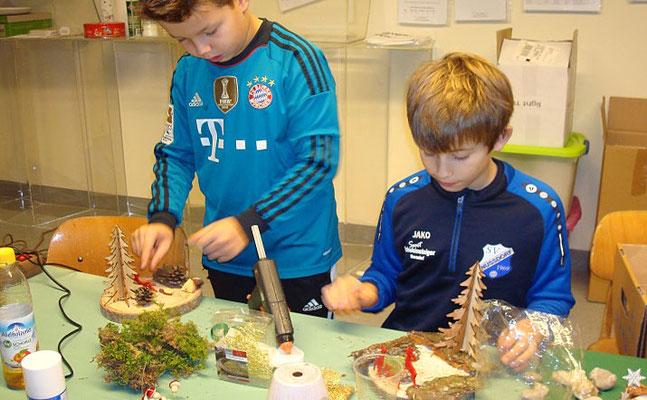 Jugendarbeit im Kreisverband für Gartenbau und Landespflege Rosenheim