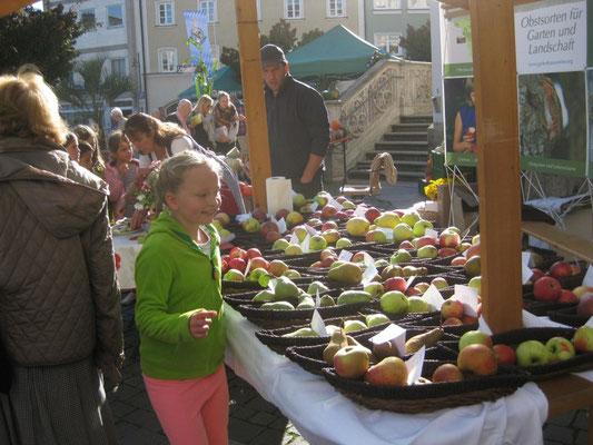 Öffentlichkeitsarbeit Kreisverband für Gartenbau und Landespflege Rosenheim