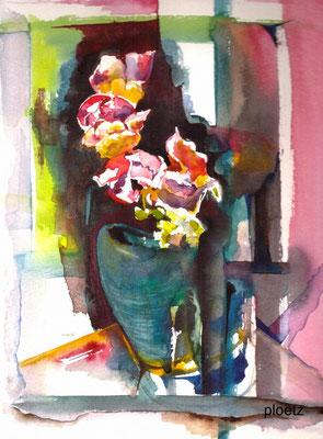 Autumn, 24 x 32 cm, watercolour on paper, 2013 N/A