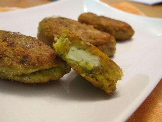 gefüllte paleo Empanadas
