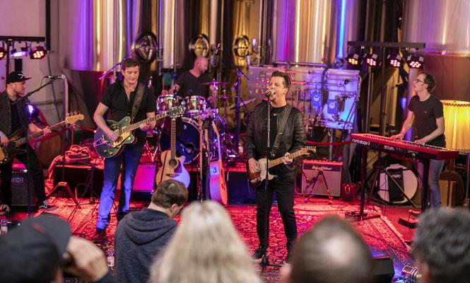 Live-Premiere des Albums am 22.2.2020 in der Lille-Brauerei
