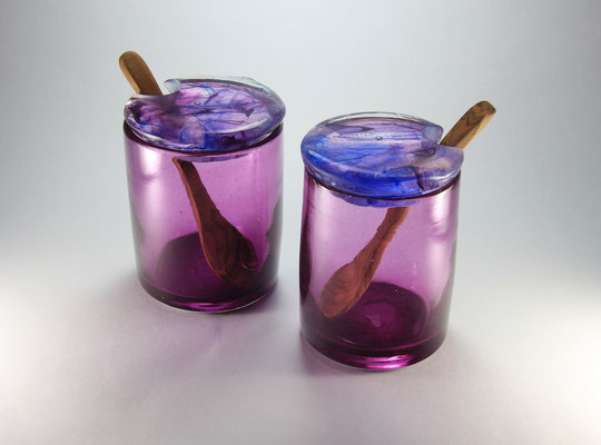 Dose, violett