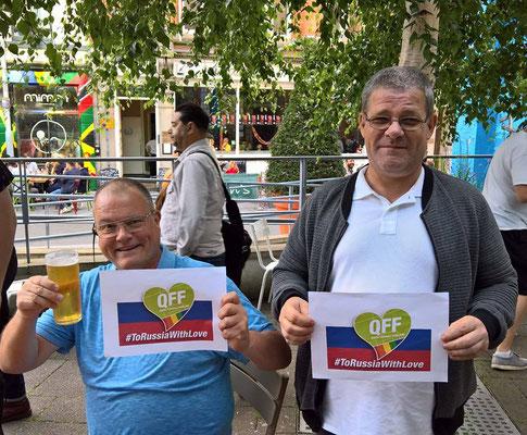 Bradford (UK), Thanks to Lindsay and Richard :-)
