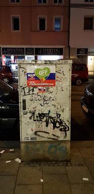 Münchener Demo zum IDAHOBIT Day