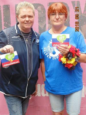 MSV Frauen aus Duisburg