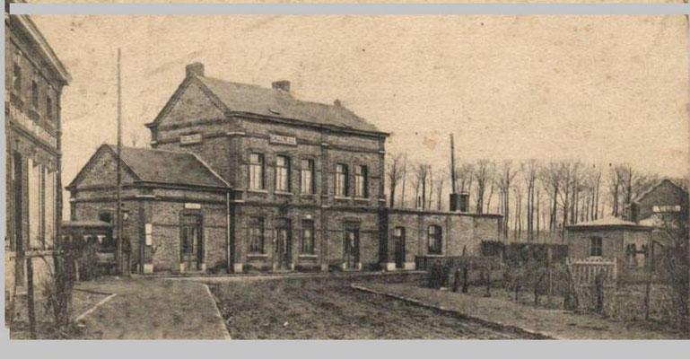 gare de Callenelle