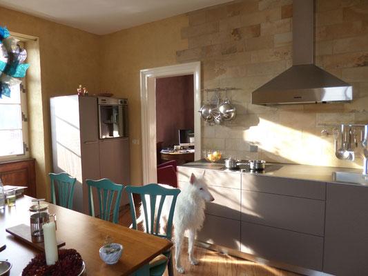 Küche im Werkhaus