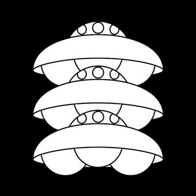 三連UFO