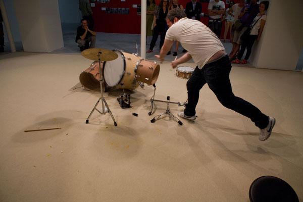Performance de Nicolas Fenouillat © jc Lett