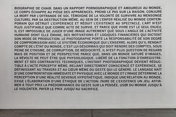 Antoine d'Agata © Jeanchristophe Lett