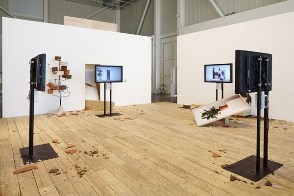 Graham Fagen et Graham Eatough / Friche Belle de Mai © Jeanchristophe Lett