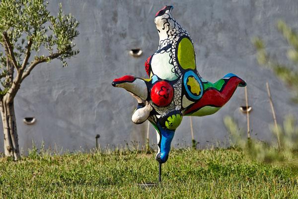 Niki de Saint Phalle © jc Lett