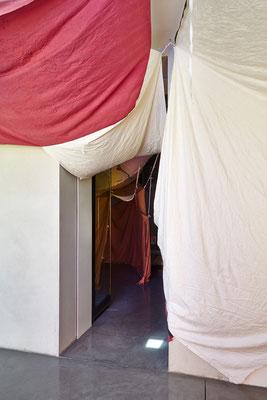 """Reto Pulfer  """"Les chambres des états"""" , MRAC LR © Jeanchristophe LettReto Pulfer  """"Les chambres des états"""" , MRAC LR © Jeanchristophe Lett"""