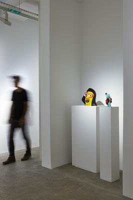 60's : Niki de Saint Phalle © Jeanchristophe Lett