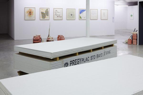 Vue d'exposition, Ce que raconte la solitude © jcLett